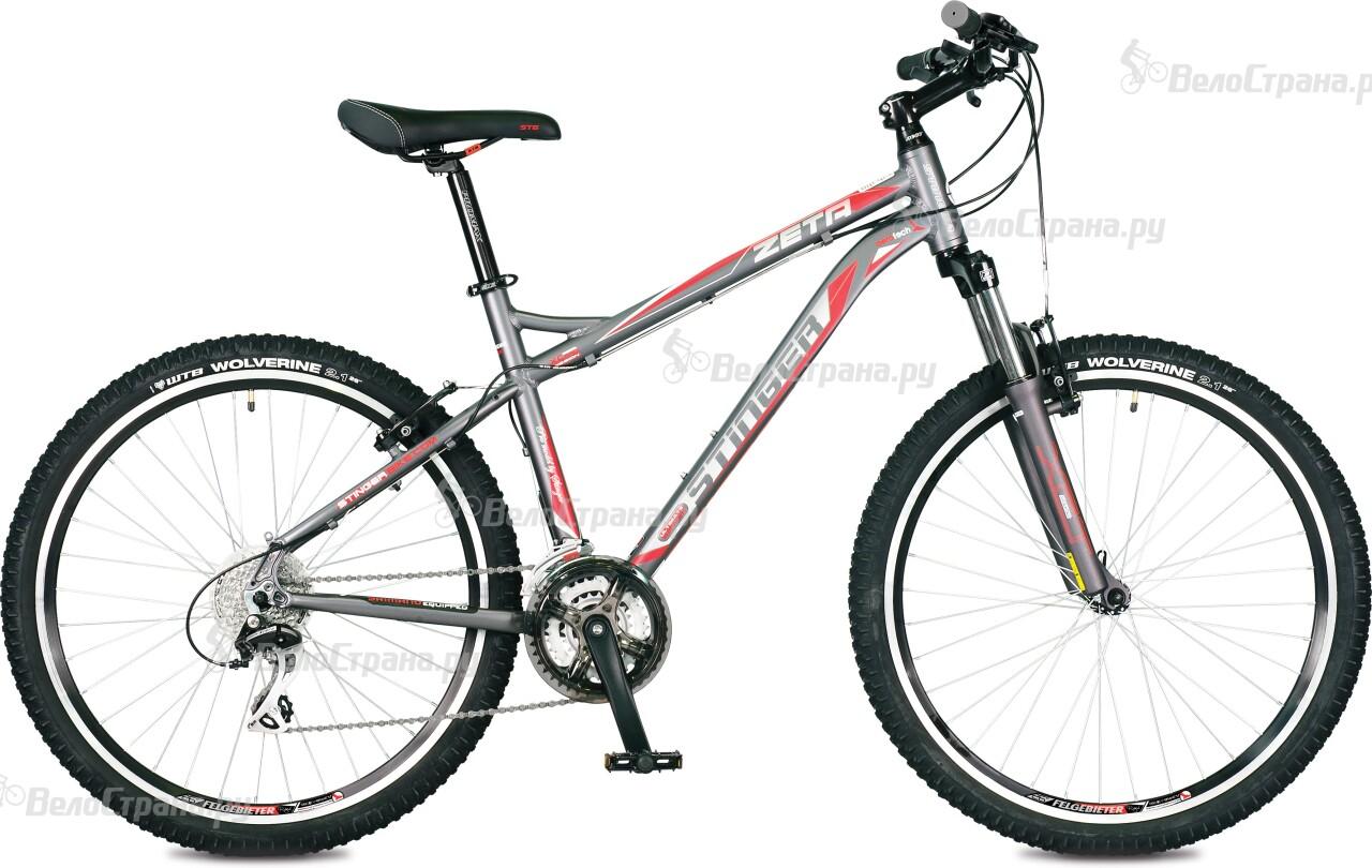 Велосипед Stinger Zeta V 26 (2016) milton john paradise lost
