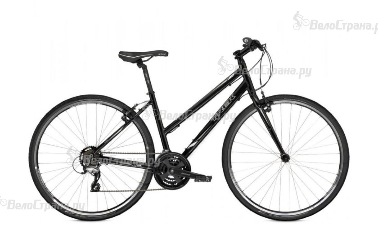 Велосипед Trek 7.1 FX WSD (2013) велосипед trek 7 4 fx 2013