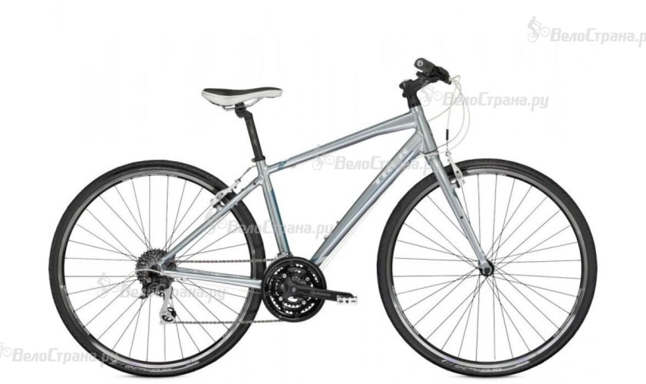 Велосипед Trek 7.2 FX WSD (2013)