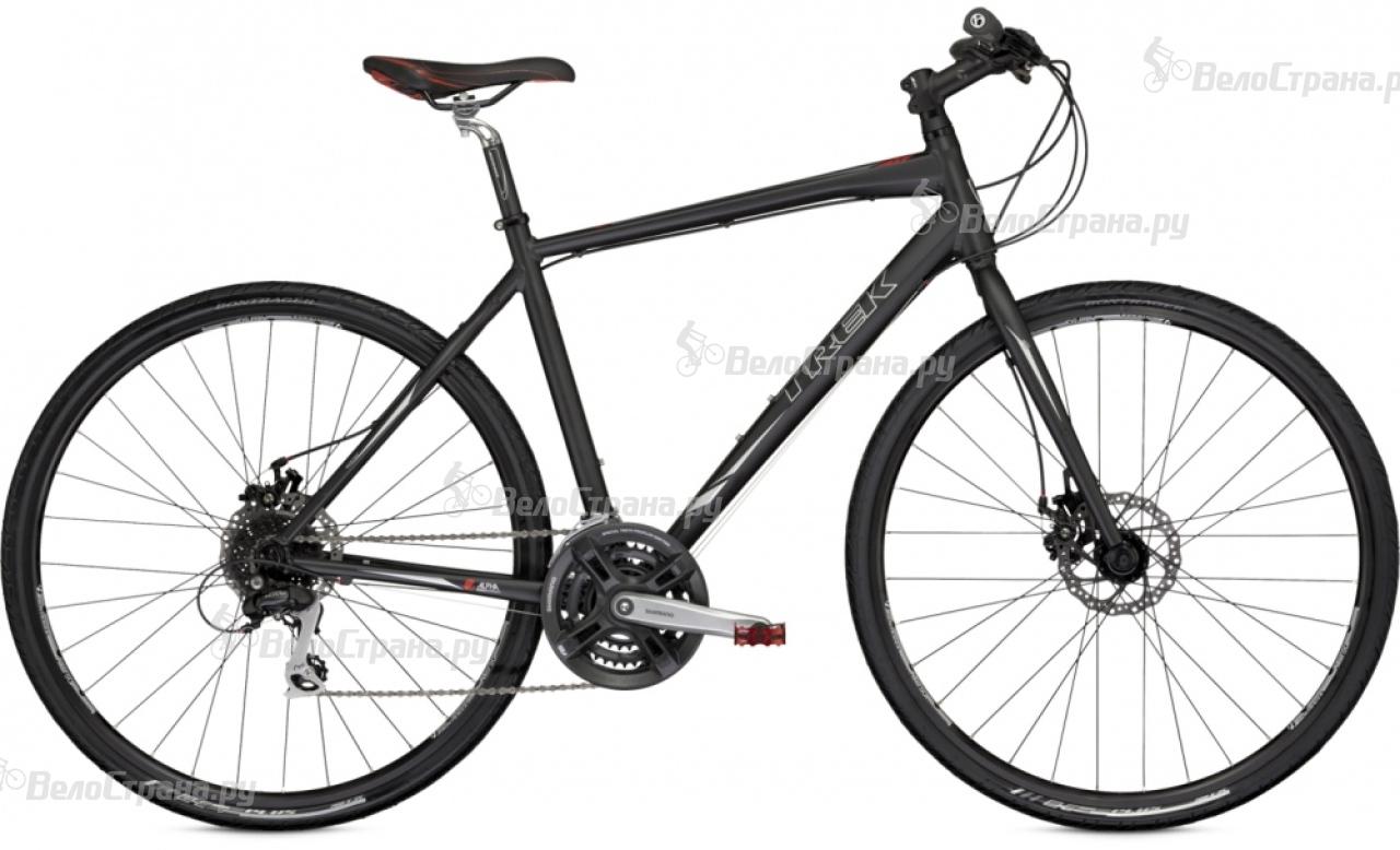 все цены на Велосипед Trek 7.2 FX Disc (2013) онлайн
