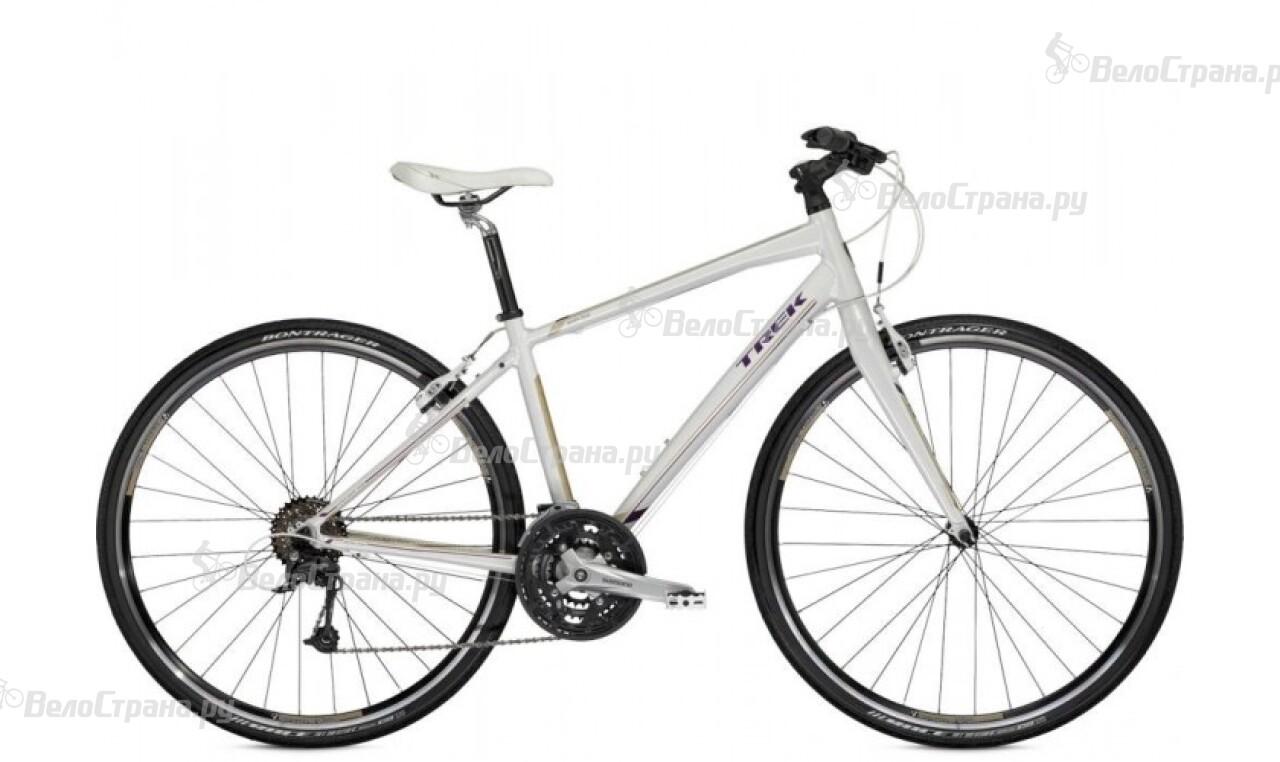 Велосипед Trek 7.4 FX WSD (2013)