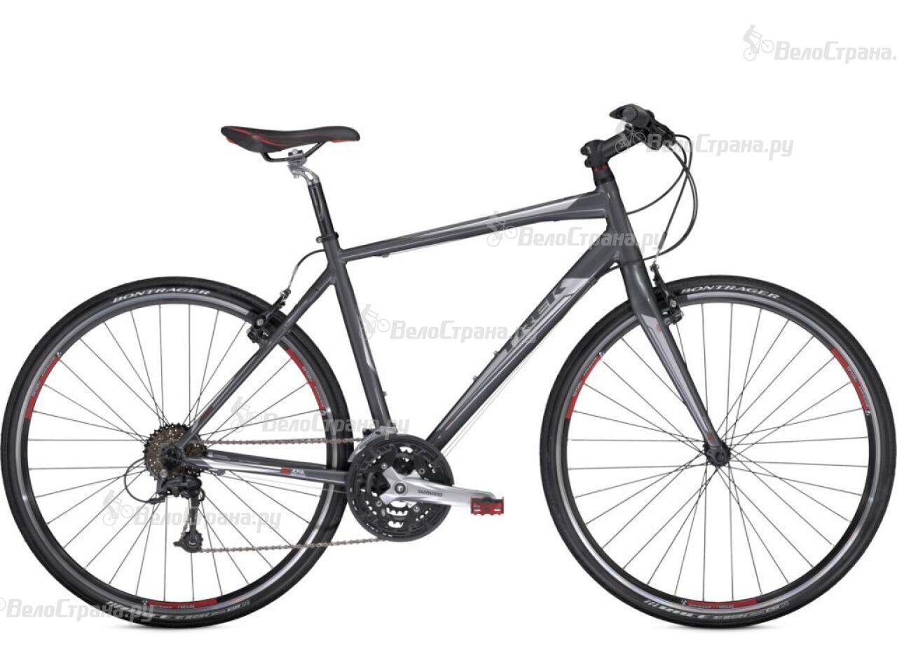 Велосипед Trek 7.4 FX (2013) велосипед trek fx 2 2017