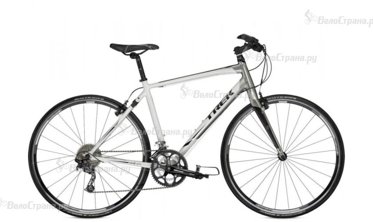 Велосипед Trek 7.6 FX (2013) велосипед trek 7 5 fx 2013