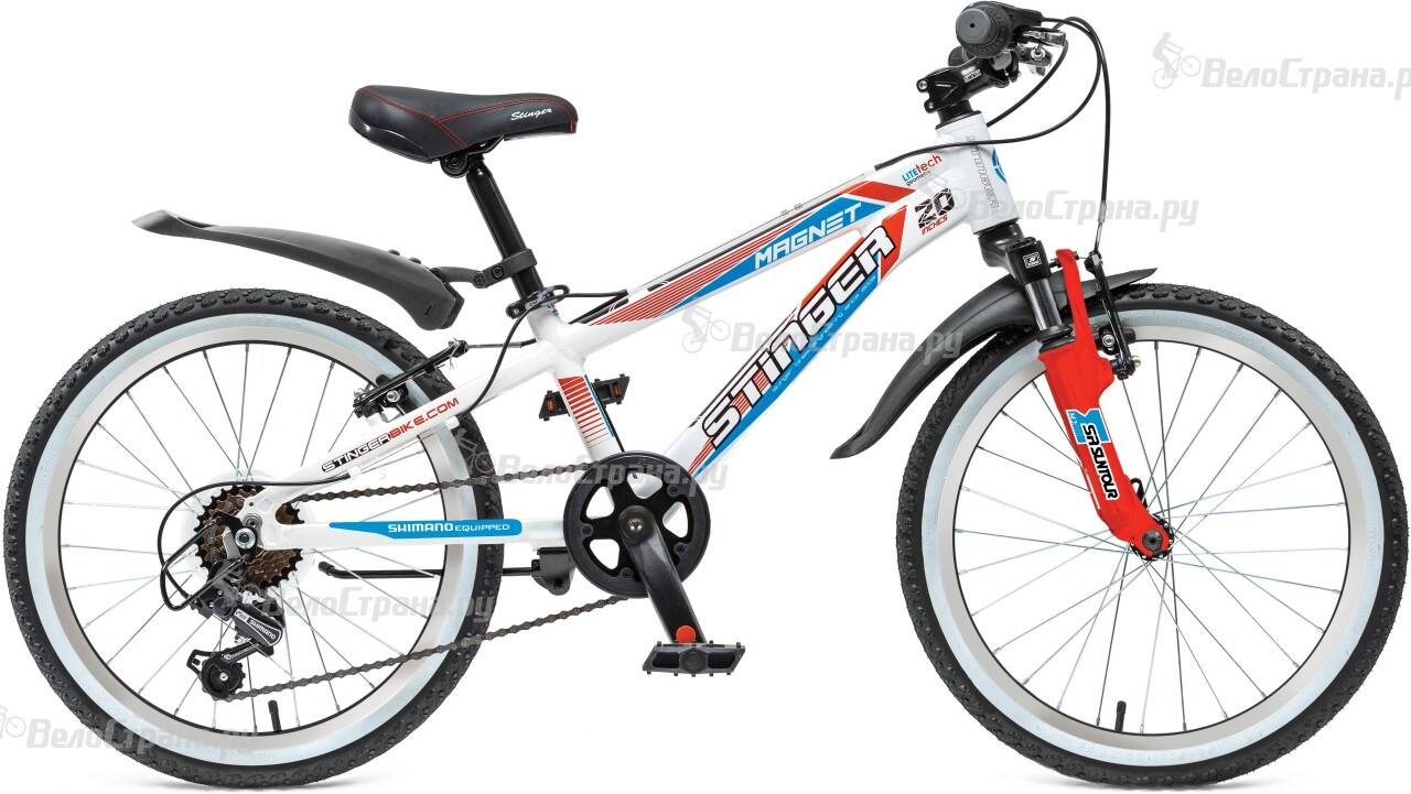 Велосипед Stinger Magnet KID 20 (2016) велосипед stinger fiona kid 20 2016