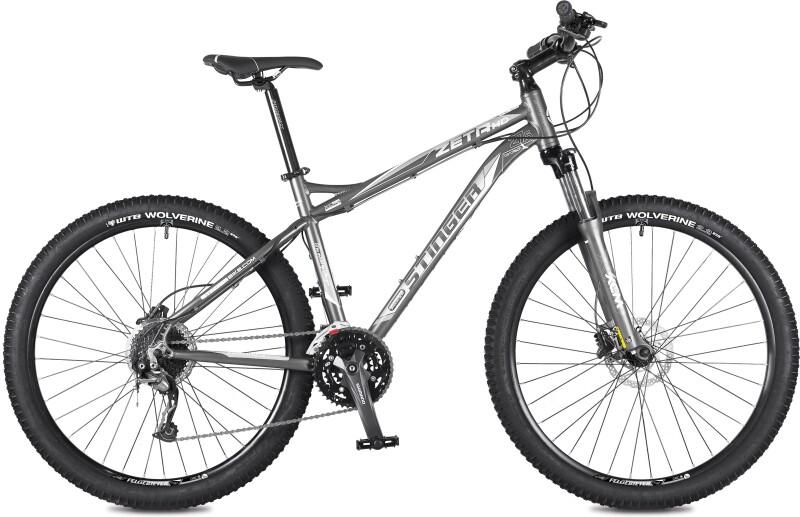 Купить Горный велосипед Stinger Zeta HD 27,5 (2016)