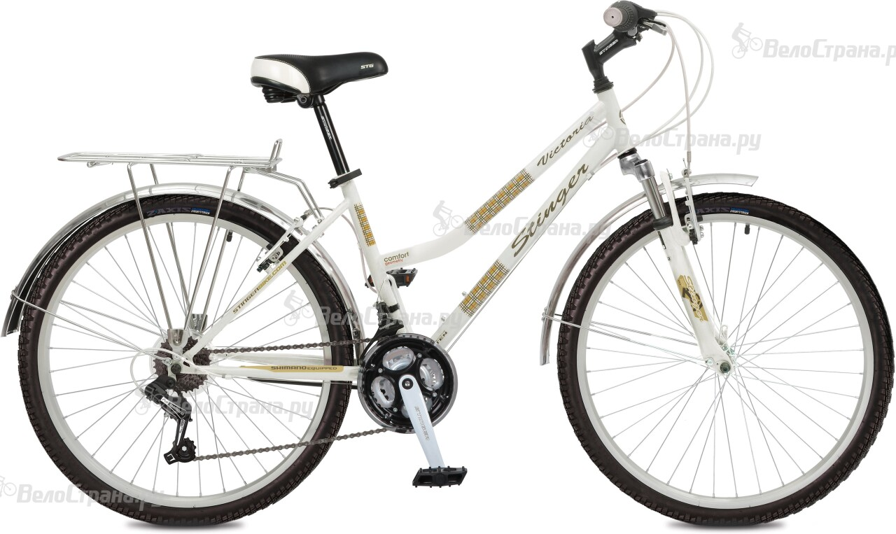 Велосипед Stinger Victoria 26 (2016) велосипед stinger python 26 2017