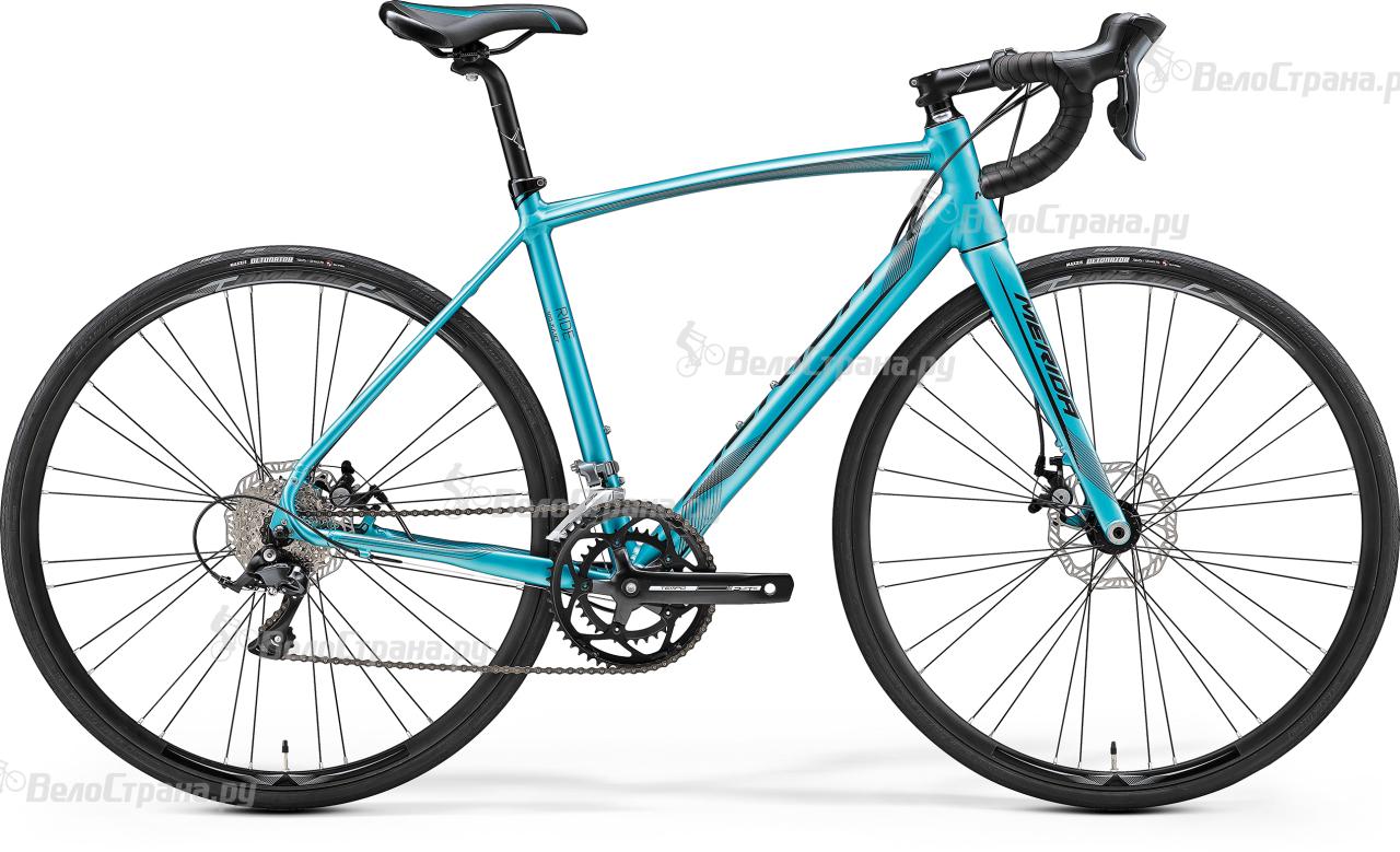 Велосипед Merida Ride Disc 100-Juliet (2017) велосипед merida ride 5000 juliet 2017