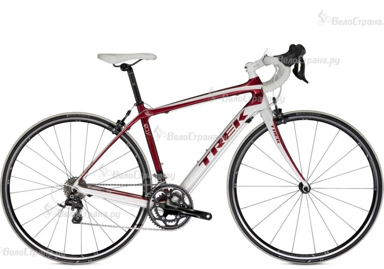 Велосипед Trek Domane 4.5 WSD (2013) trek domane 4 5 wsd 2013