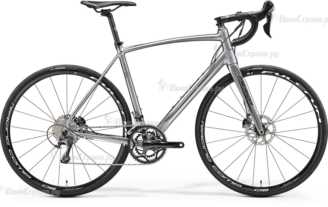 Велосипед Merida Ride Disc 500 (2017)