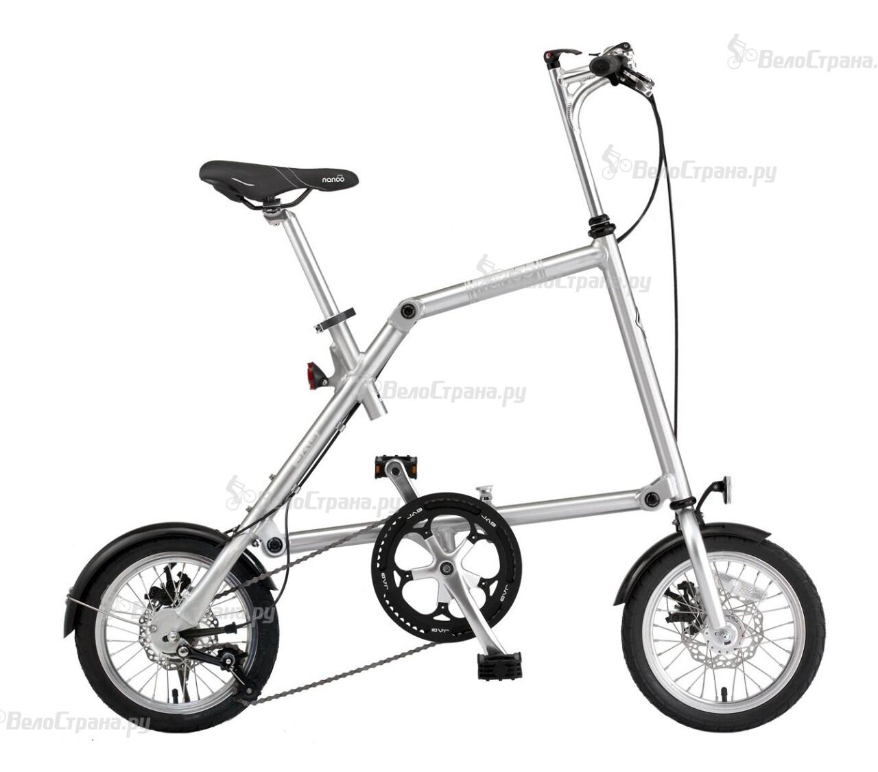 Велосипед Nanoo 143 (2016) itap 143 2 редуктор давления