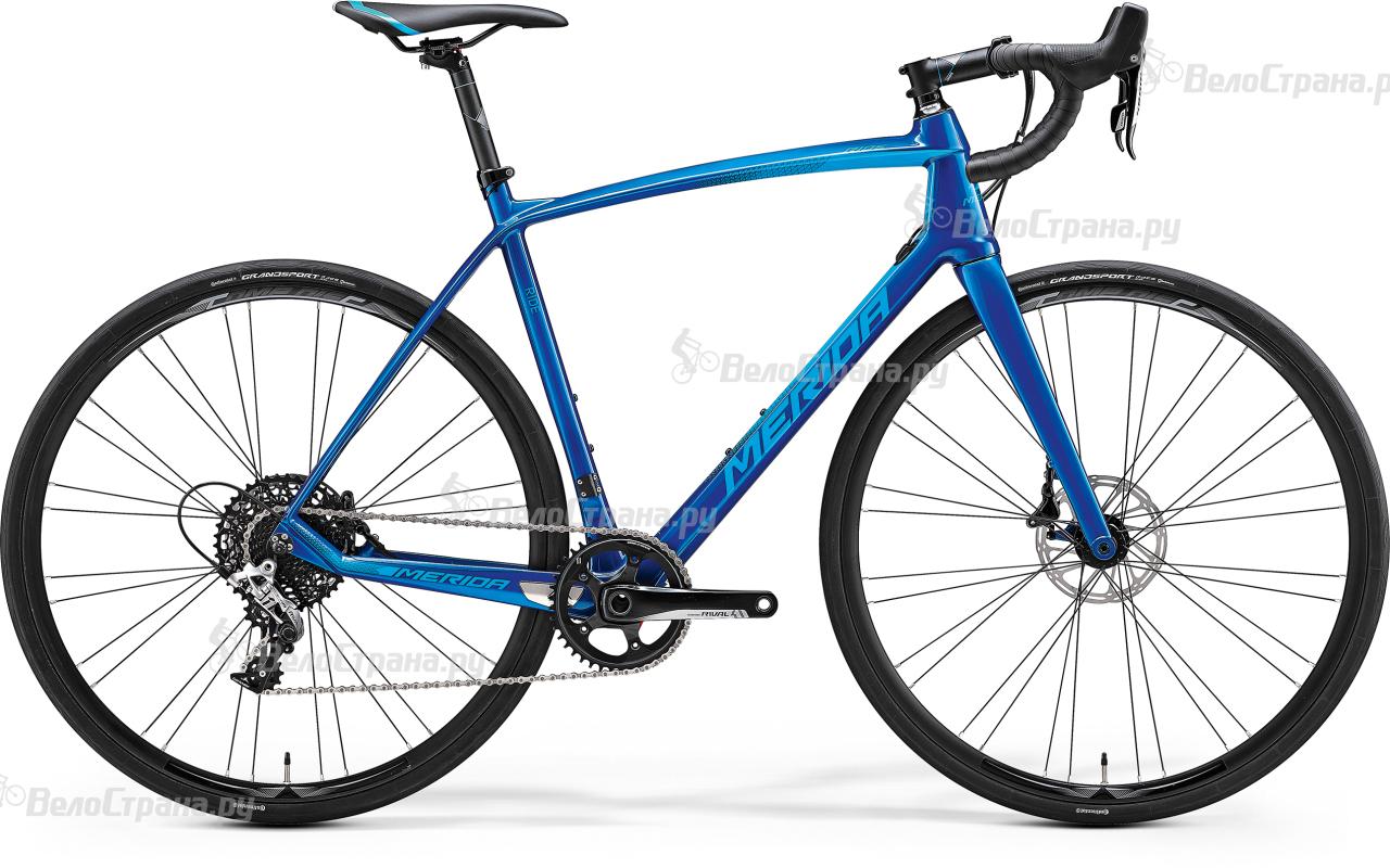 Велосипед Merida Ride Disc Adventure-CF (2017) велосипед merida ride disc adventure cf 2017