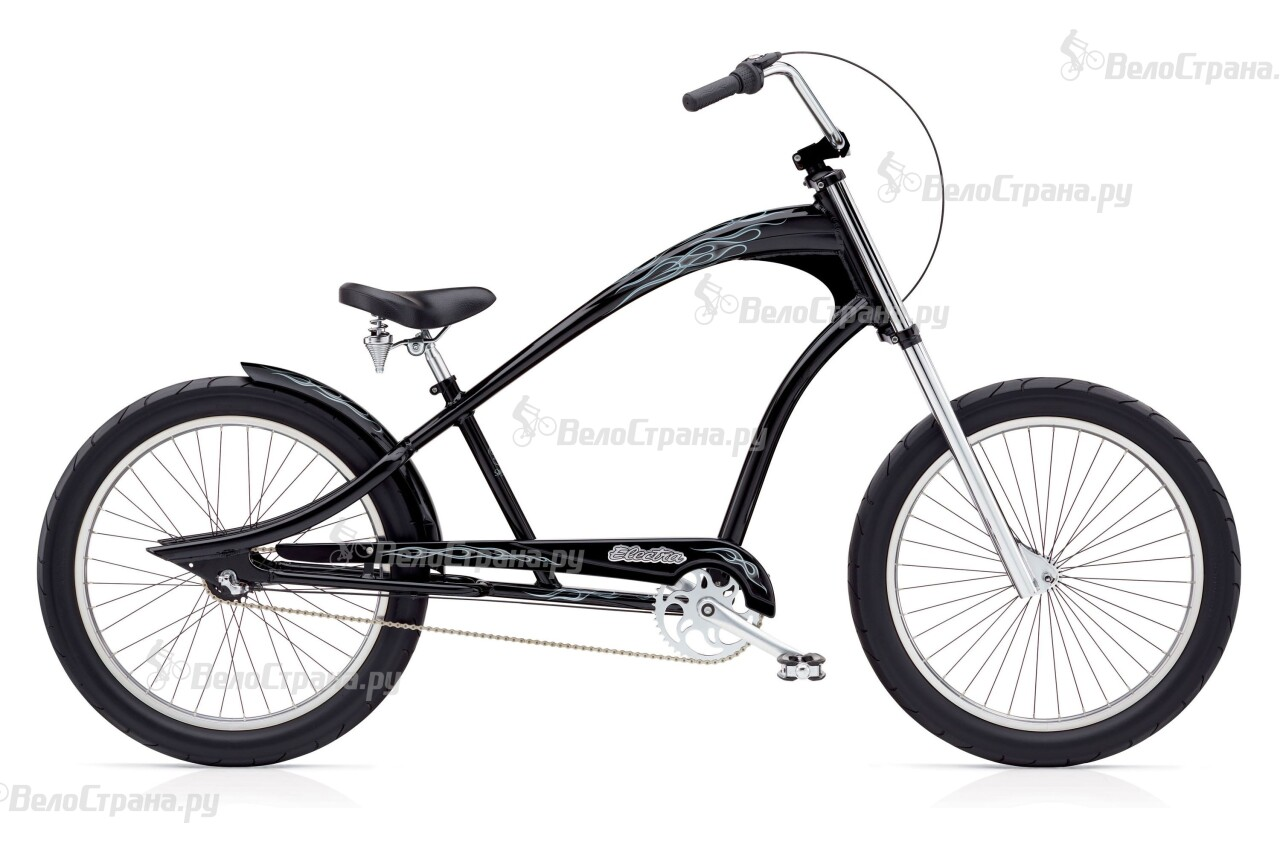 Велосипед Electra Cruiser Ghostrider 3i Mens (2016)