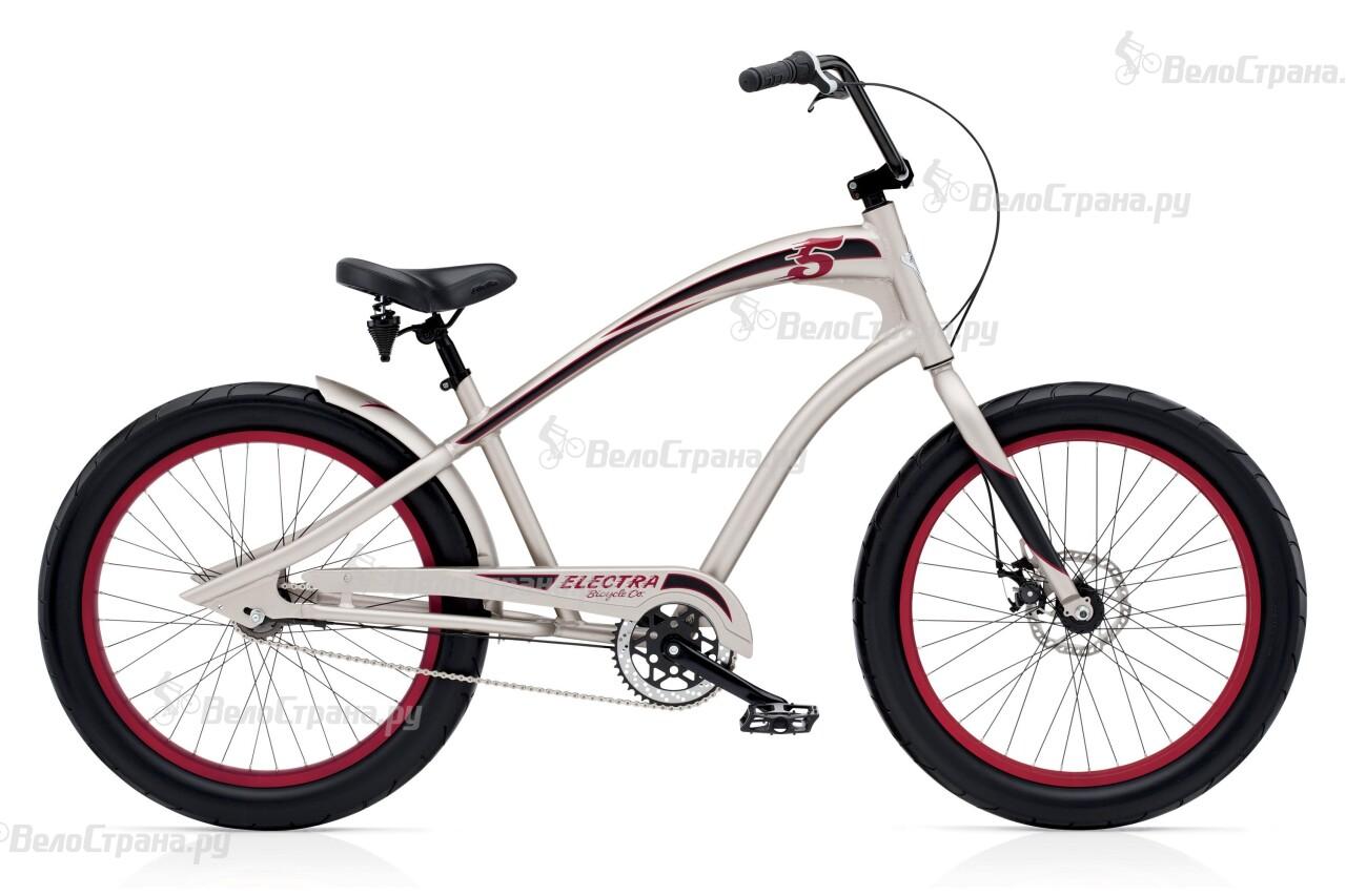 Велосипед Electra Cruiser Fast 5 3i Mens (2016)