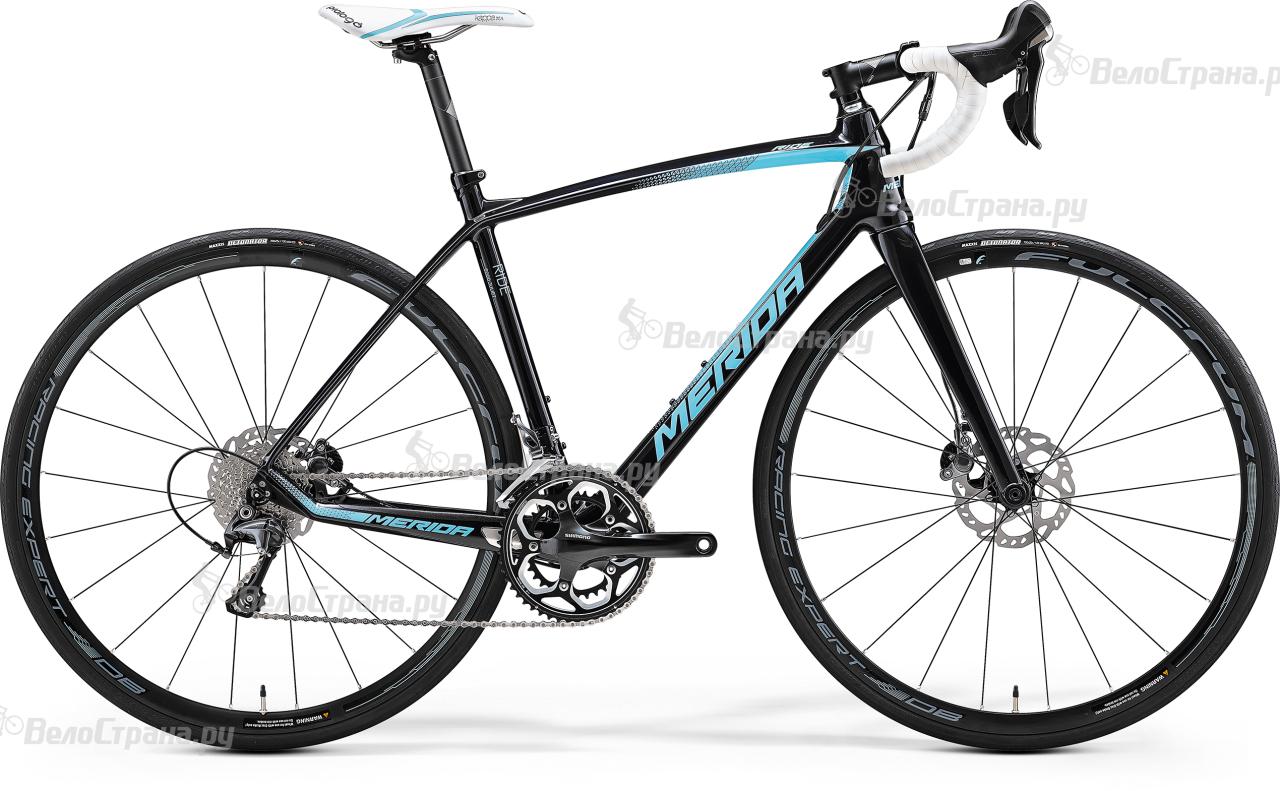 Велосипед Merida Ride Disc 5000-Juliet (2017) велосипед merida ride 5000 juliet 2017