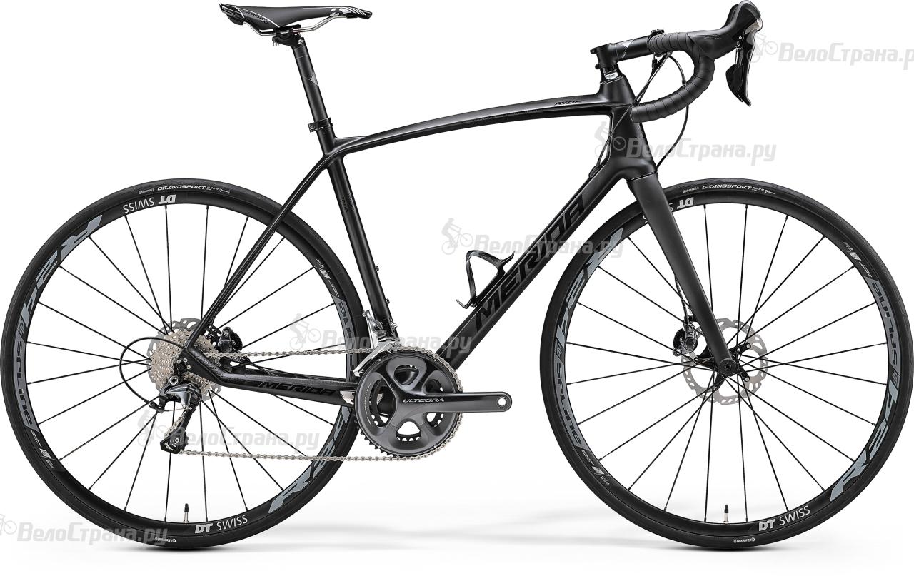 Велосипед Merida Ride Disc 7000 (2017)