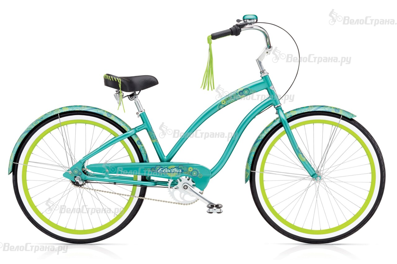 Велосипед Electra Cruiser Dreamtime 3i Ladies (2016) the dreamtime