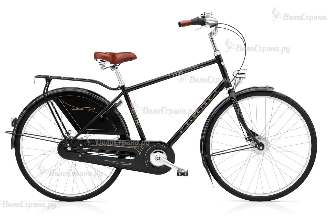 Велосипед Electra Amsterdam Royal 8i Mens (2016) цены онлайн