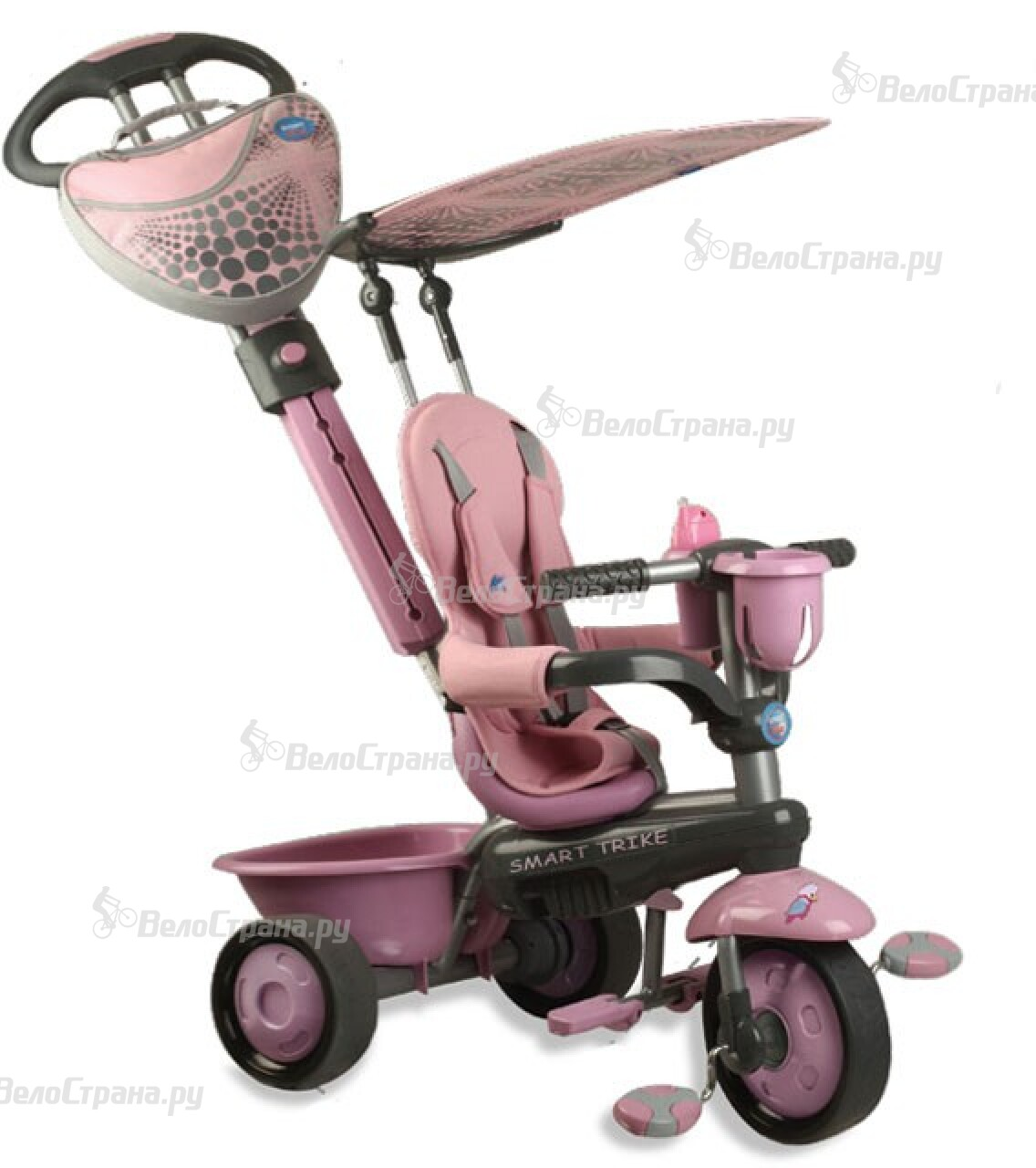 Велосипед Smart-Trike Zoo (2014) велосипед для малыша smart trike 1573900 zoo collection blue