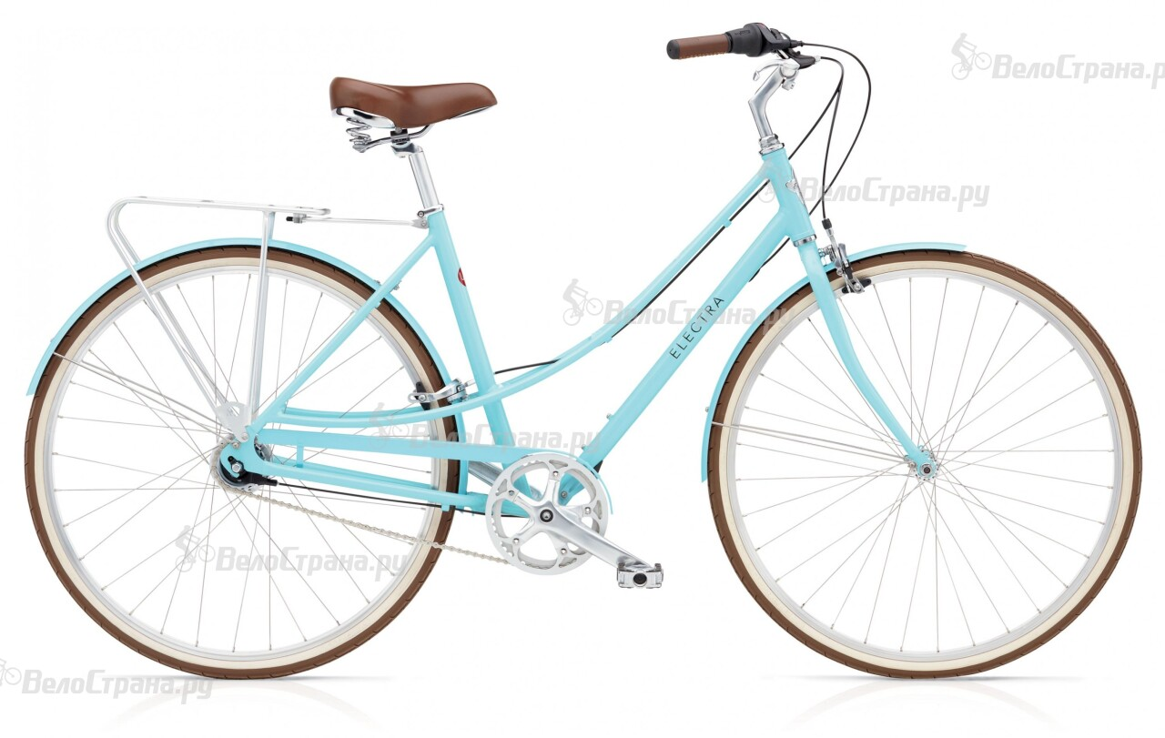 Велосипед Electra Loft 7i Ladies (2016) велосипед electra hell betty tandem 7i 2016