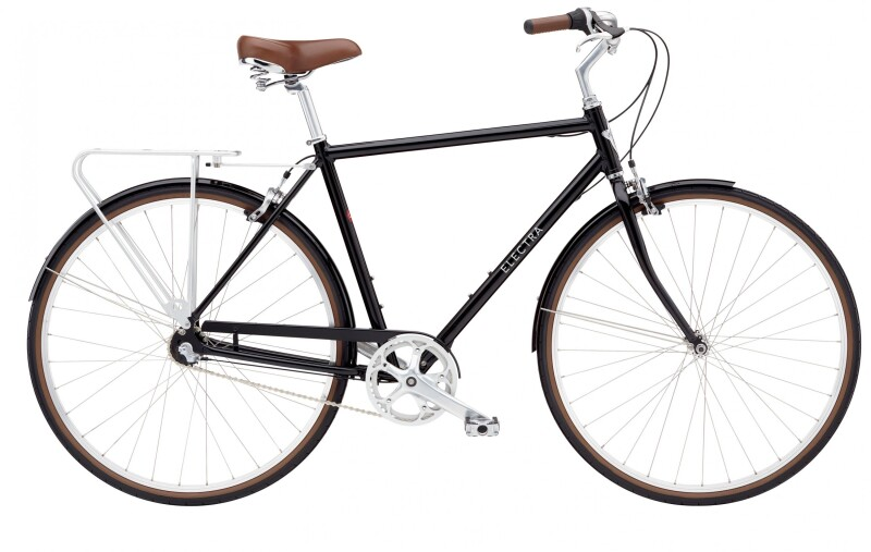 Купить Дорожный велосипед Electra Loft 3i Mens (2016)