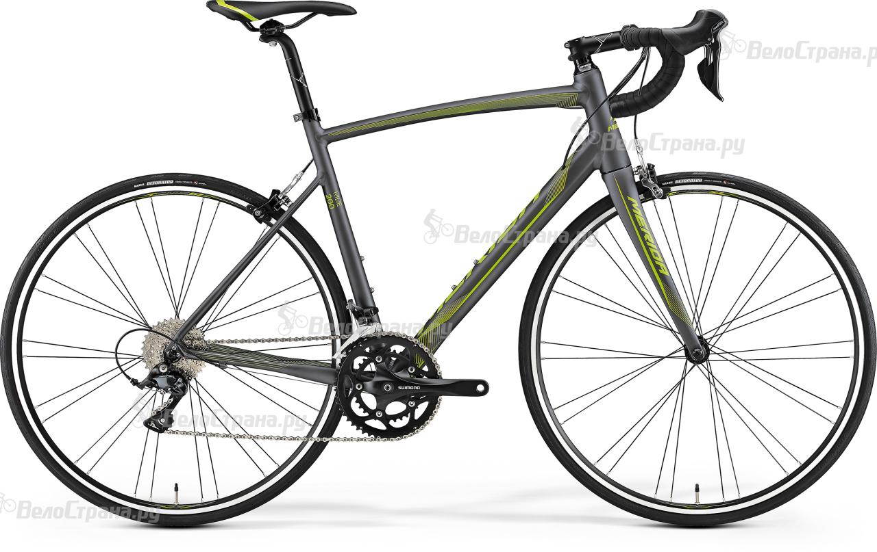 Велосипед Merida Ride 200 (2017)