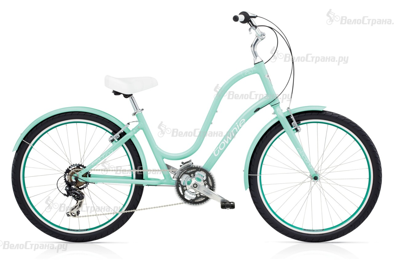 Велосипед Electra Townie Original 21D Ladies (2016)