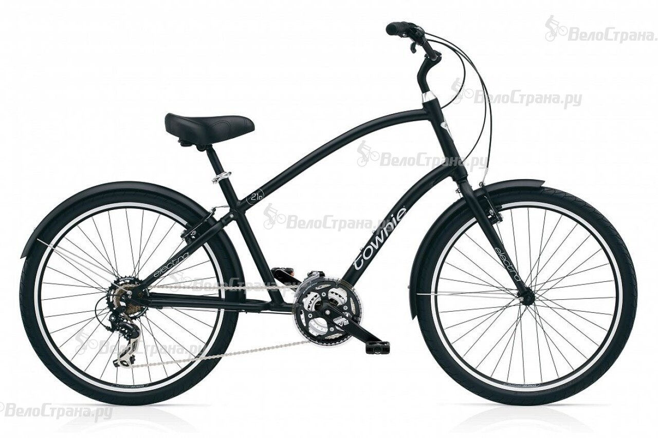 Велосипед Electra Townie Original 21D Mens (2016) mourning becomes electra