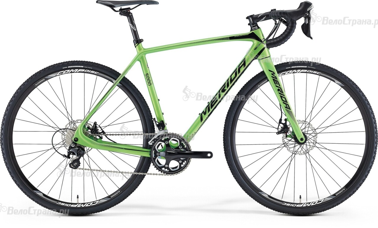 Велосипед Merida Cyclo Cross 5000 (2016) велосипед merida cyclo cross 300 2017
