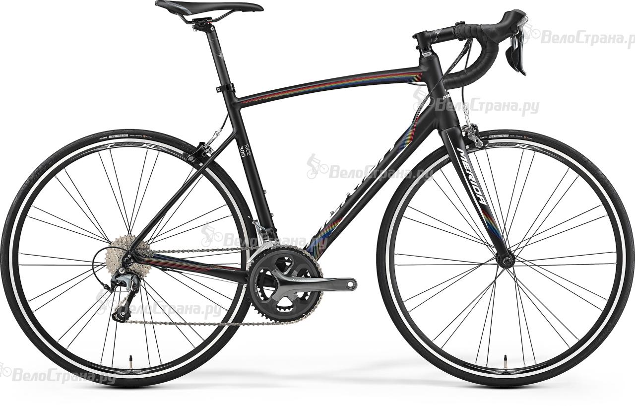 Велосипед Merida Ride 300 (2017)