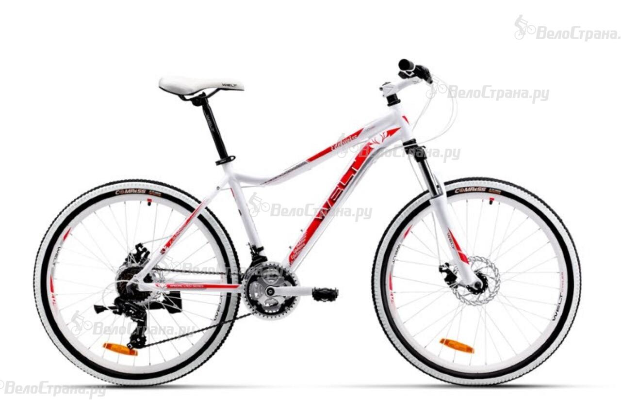 Велосипед Welt Edelweiss 1.0 D (2016) edelweiss hertz xs красный