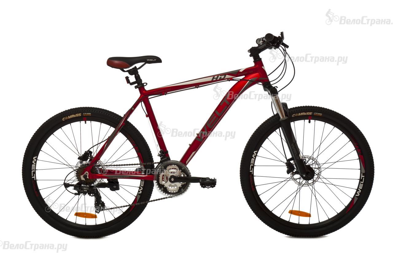 Велосипед Welt Ridge 1.0 HD (2016) велосипед welt ridge 1 0 d 2018