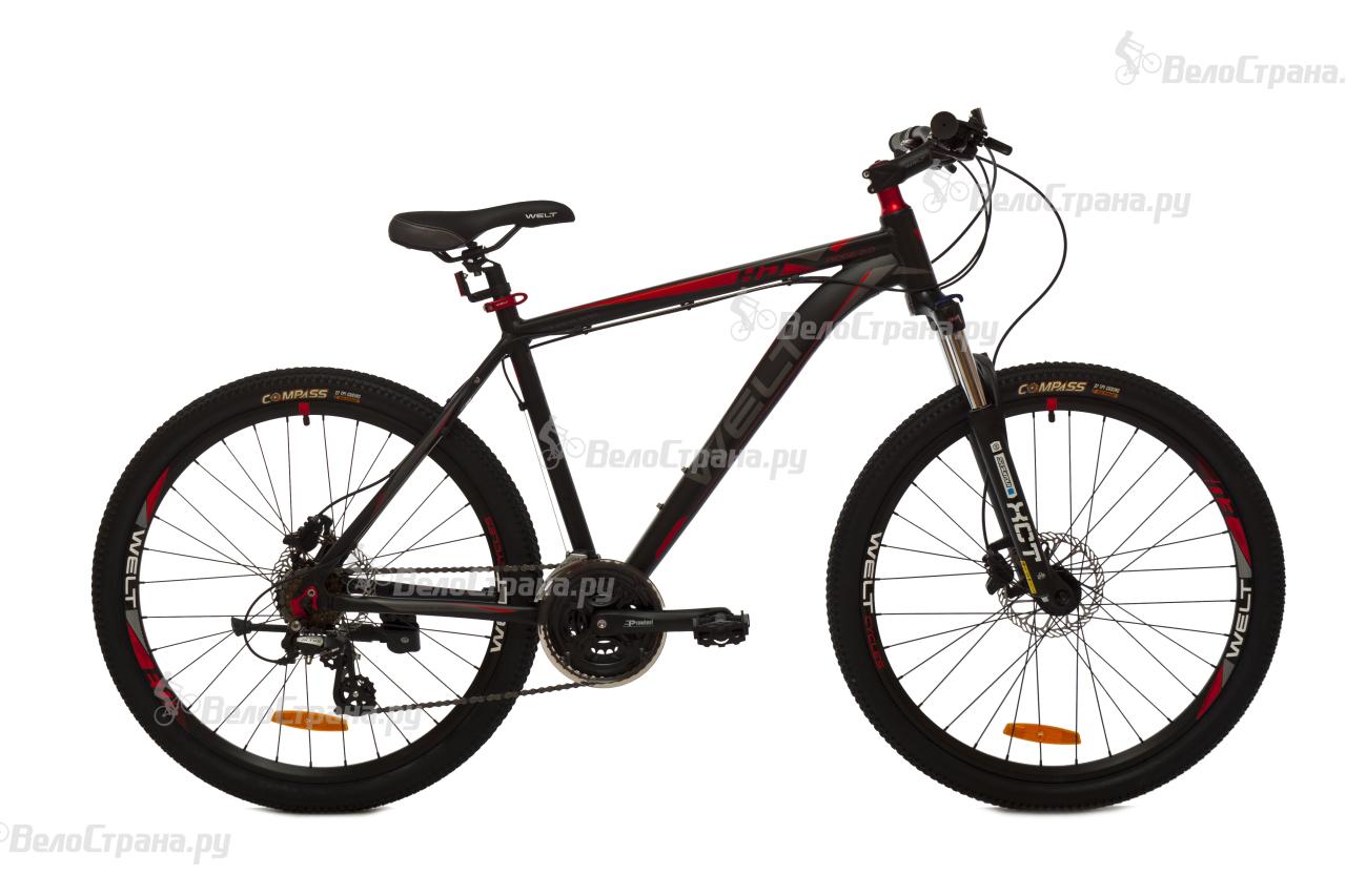 Велосипед Welt Ridge 2.0 HD (2016)