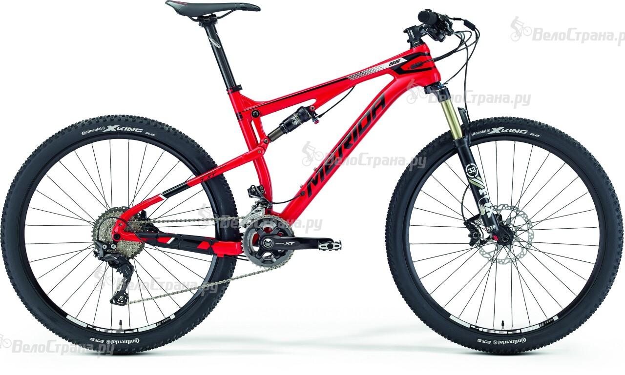 Велосипед Merida Ninety-Six 7.XT (2016) велосипед merida bignine 100 29 2016