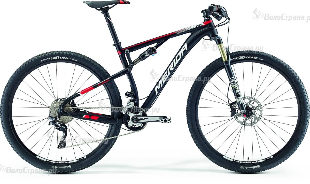купить  Велосипед Merida Ninety-Six 9.800 (2016)  недорого