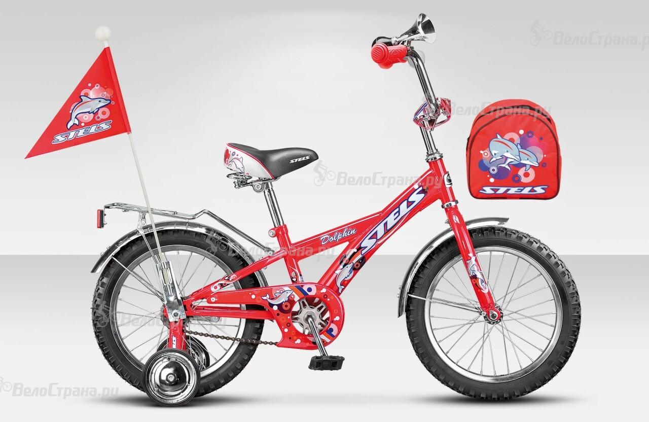 Велосипед Stels Dolphin 16 (2016) велосипед stels navigator 310 2016