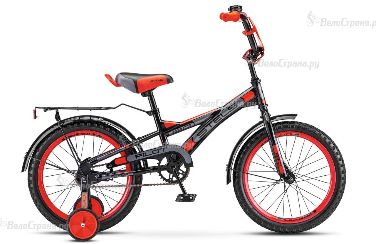 Велосипед Stels Pilot 130 18 (2016) велосипед stels pilot 240 girl 3sp 2016