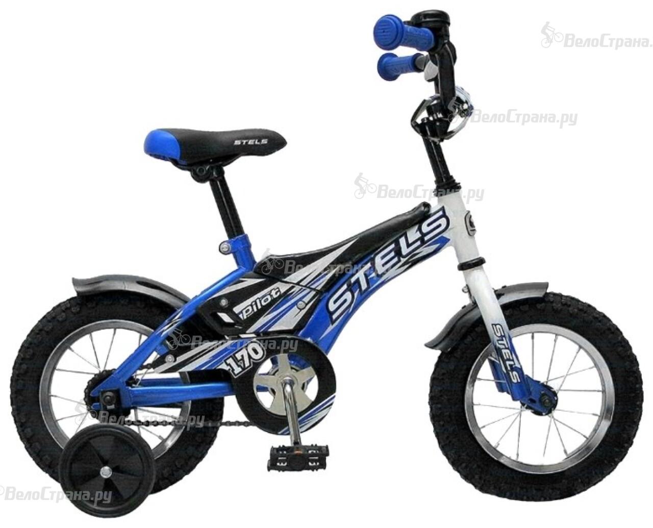 Велосипед Stels Pilot 170 12 (2016) велосипед stels pilot 170 16 2016