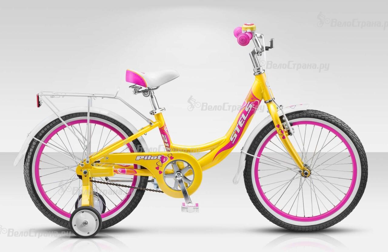 Велосипед Stels Pilot 210 Girl (2016) stels pilot 210 girl 11 2015 yellow pink