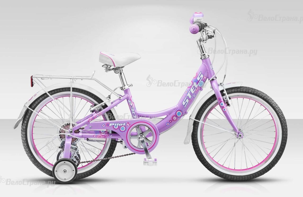 Велосипед Stels Pilot 230 Girl (2016) велосипед stels navigator 310 2016
