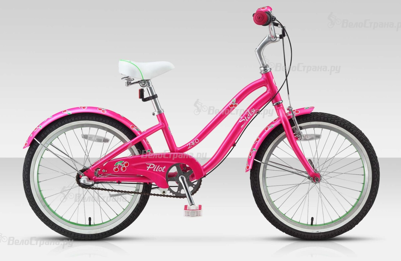 Велосипед Stels Pilot 240 Girl 3sp (2016) велосипед stels pilot 240 girl 1 sp 20 2015