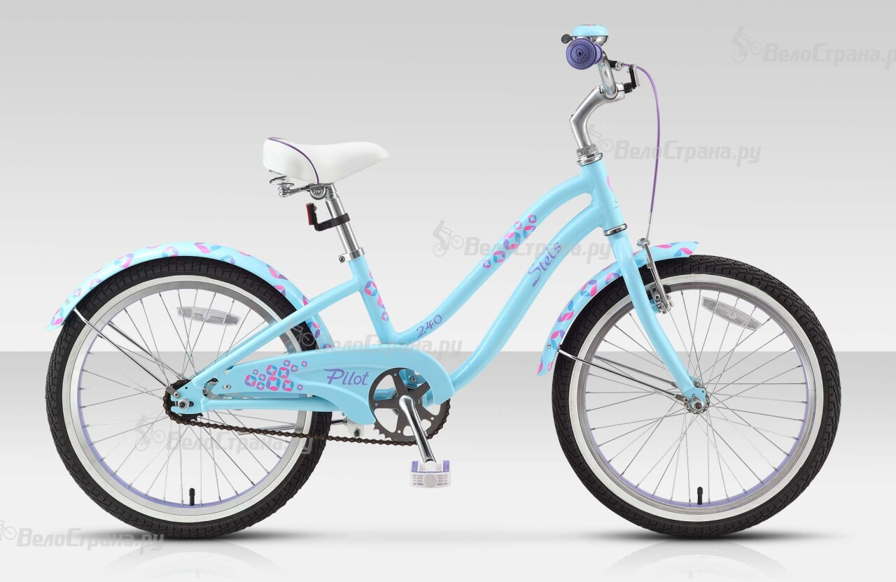 Велосипед Stels Pilot 240 Girl 1sp (2016) велосипед stels pilot 240 girl 1 sp 20 2015