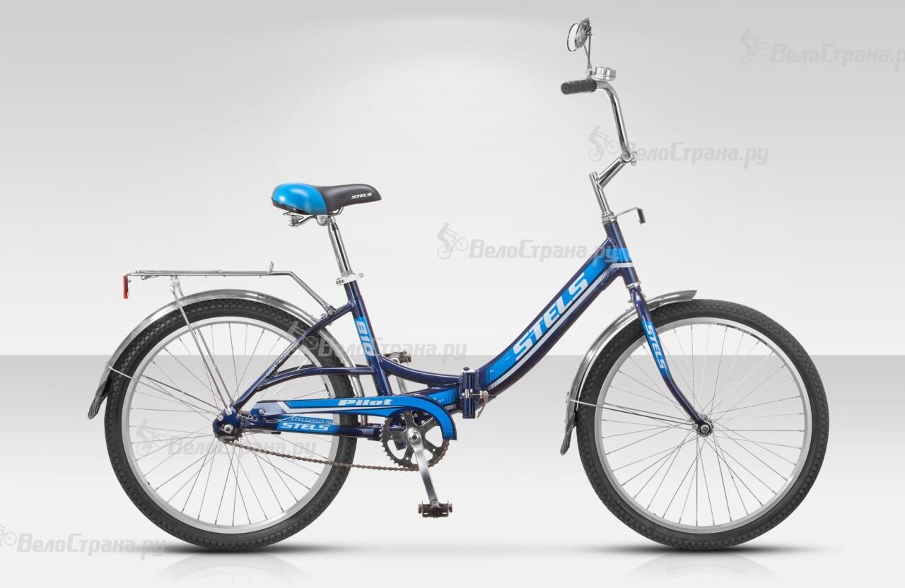 Велосипед Stels Pilot 810 (2016) велосипед stels navigator 310 2016