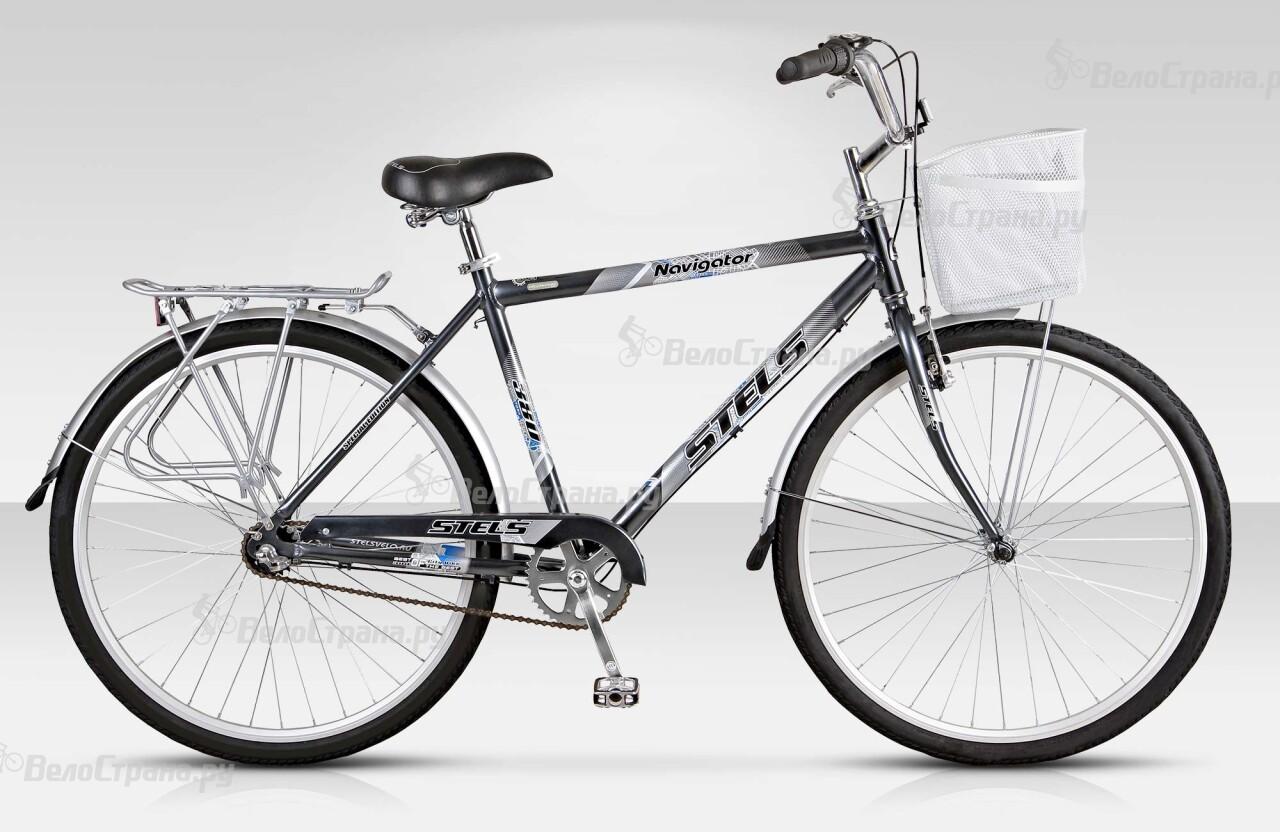 Велосипед Stels Navigator 380 (2016) велосипед stels navigator 700 2016