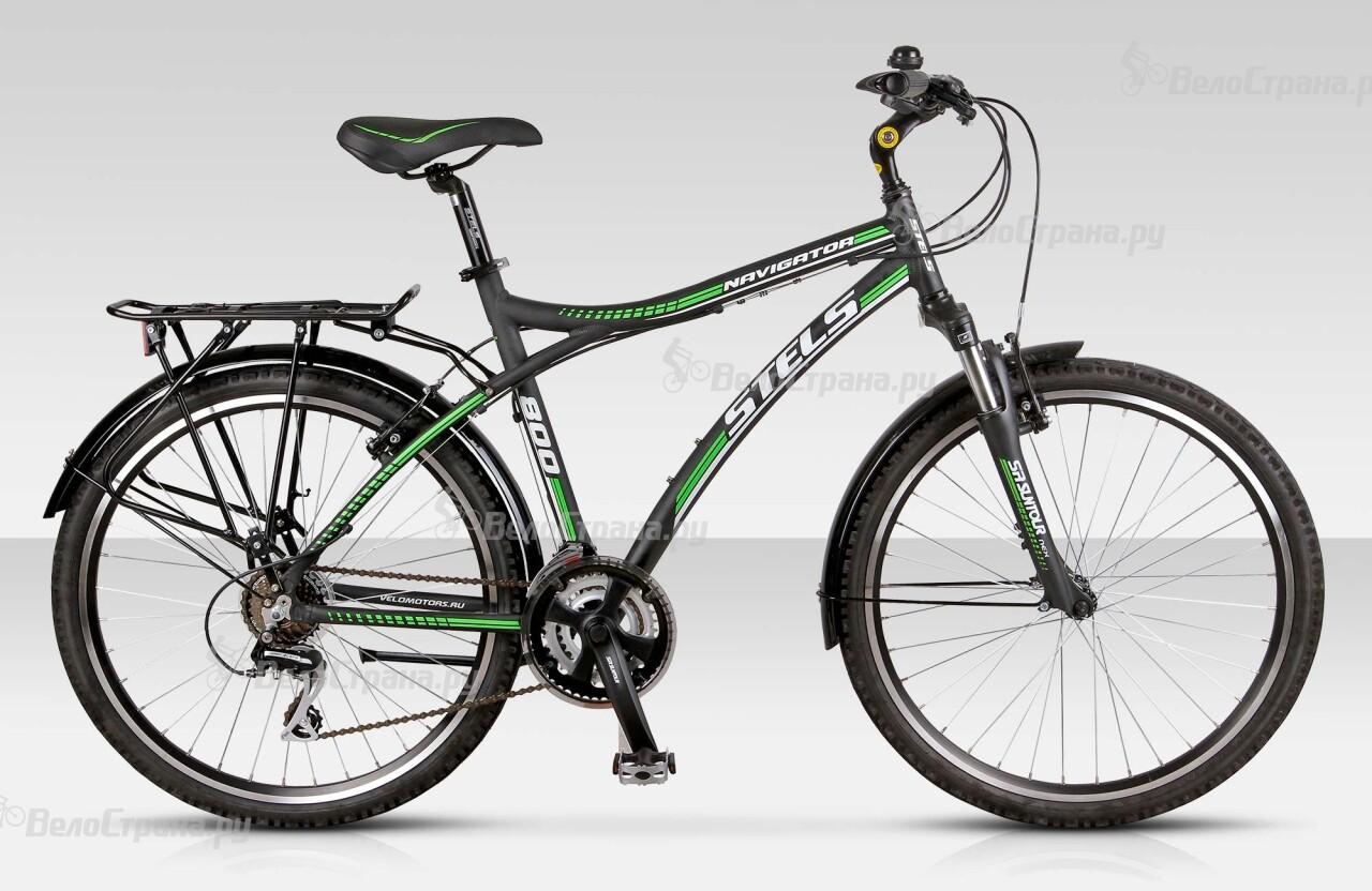 Велосипед Stels Navigator 800 (2016) велосипед stels navigator 290 2016