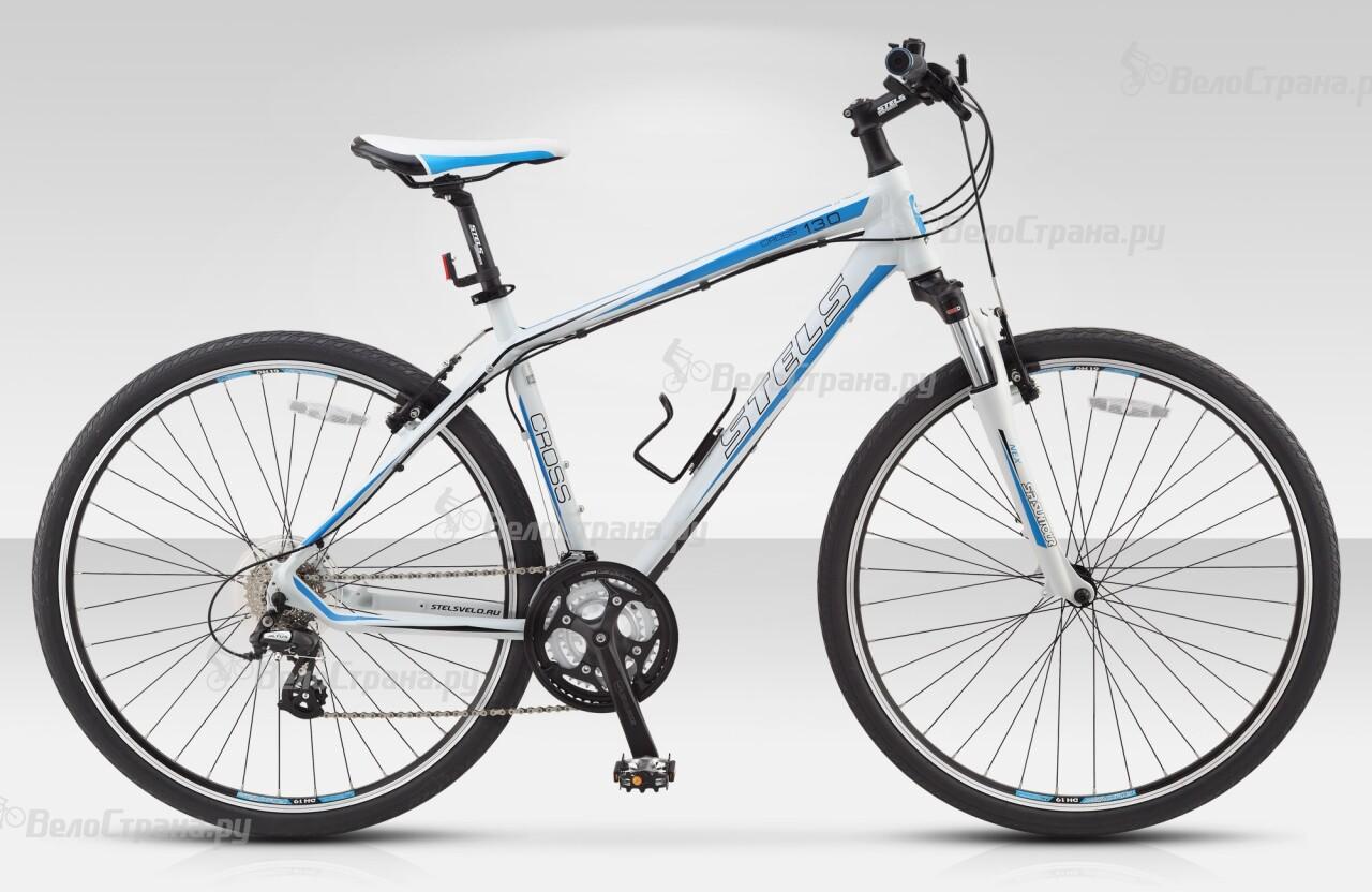 Велосипед Stels 700 Cross 130 (2016) велосипед stels navigator 250 2016