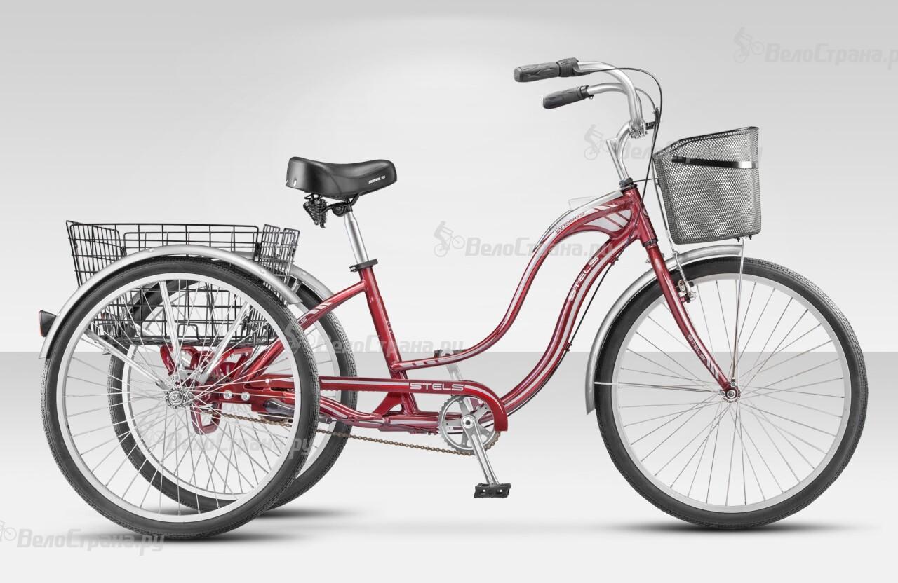 Велосипед Stels Energy II (2016)  цена