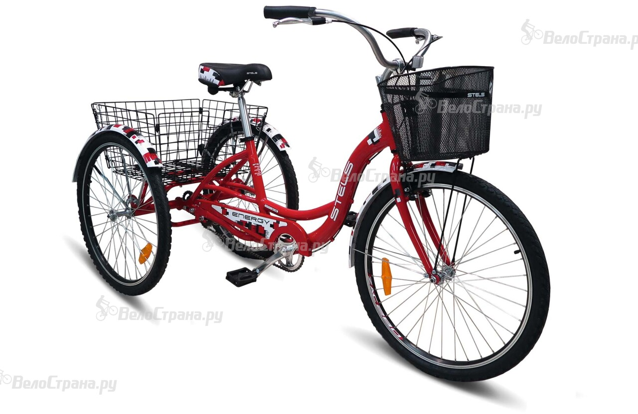 Велосипед Stels Energy I (2016) energy