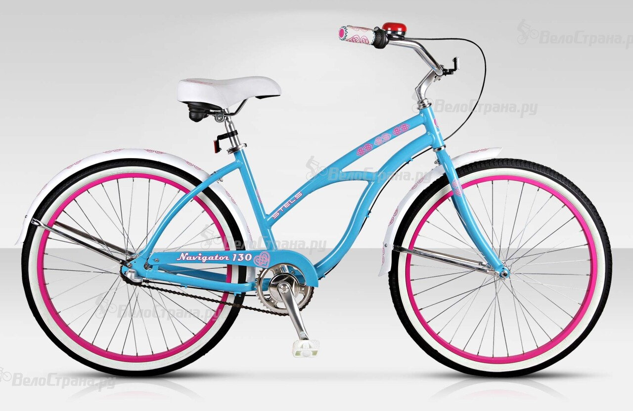 Велосипед Stels Navigator 130 3sp Lady (2016) велосипед stels navigator 150 3sp lady 2016