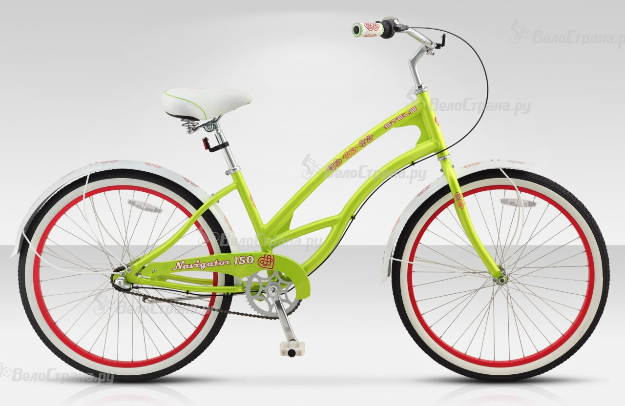 Велосипед Stels Navigator 150 3sp Lady (2016) велосипед stels navigator 340 lady 2016