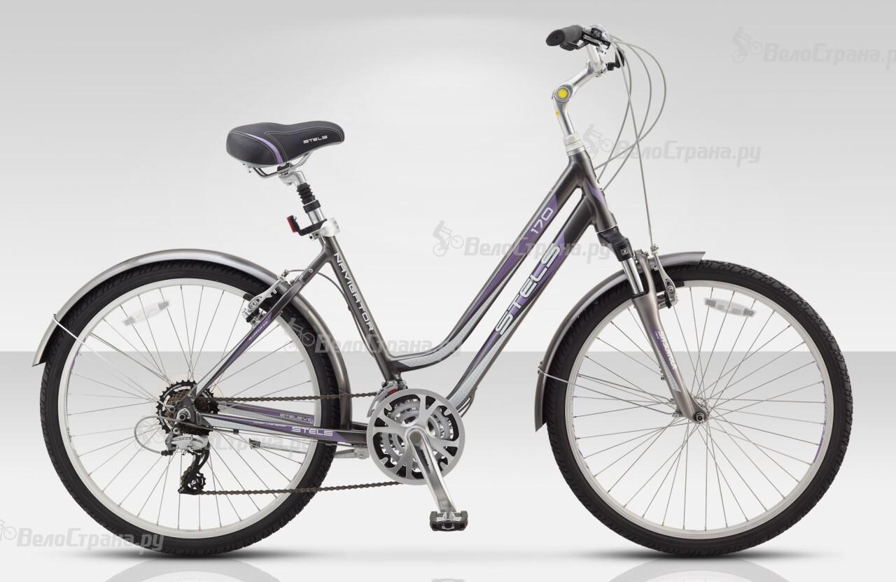 Велосипед Stels Navigator 170 Lady (2016) велосипед stels navigator 130 1sp lady 2016
